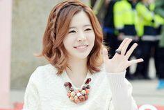 Sunny cute