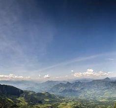 Suroeste Antioqueño #Jerico #colombia #Antioquia #Nikon #d7000 #sky #clouds #park #landscape #18-55 #blue #dame5estudio by armalejo