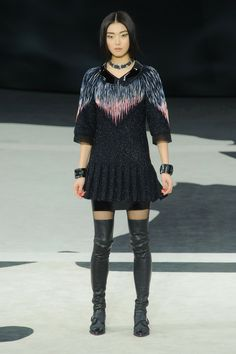 Défilé Chanel - AW 2013-2014 – Paris