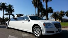 2014 White 140-inch Chrysler 300 Limo for Sale #1273