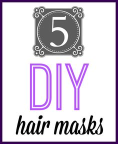 5 DIY Hair Mask Recipes | Peek & Ponder