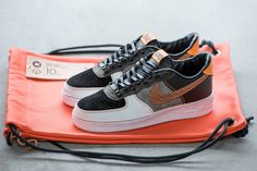 3×1 x Nike Air Force 1 Denim Capsule Collection Freshness Mag