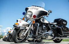 Vancouver Police Add A Dozen Harleys To Fleet