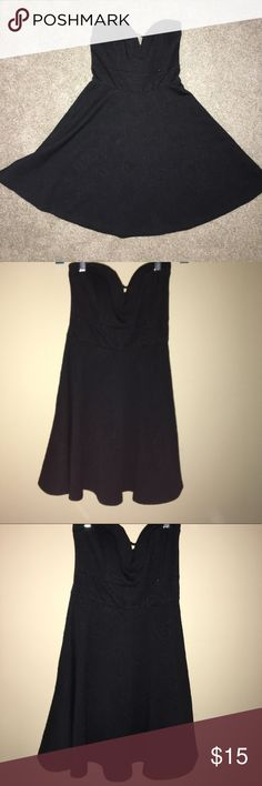 Love Culture Little Black Dress Little Black Dress from Love Culture with a sweetheart neckline. Perfect for any occasion including: Holidays, formals, weddings, homecomings and any kind of special day! Love Culture Dresses Mini