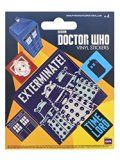 Dr Who Aufkleber Set Offiziell lizenziert Doctor Who Gifts, Bbc Doctor Who, 4th Doctor, Eleventh Doctor, Dr Who, Police Box, Time Lords, How To Run Faster, Fathers Day Gifts
