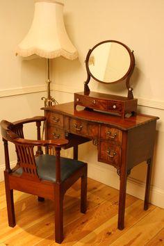 Mahogany Dressing/Writing Table