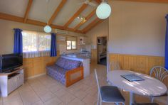 Our Bungalow units are great for getaways!