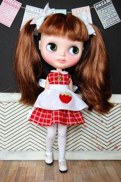 Day 2 : Strawberry Fields Dress