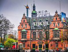 Tivoli Gardens Copenhagen, Oslo, Odense, Scandinavian Living, Copenhagen Denmark, Stockholm, Finland, Norway, Places Ive Been