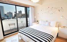 Queen Size Bedding, New Furniture, Bedroom, High Speed, Bicycles, Searching, Wifi, Wanderlust, Japan