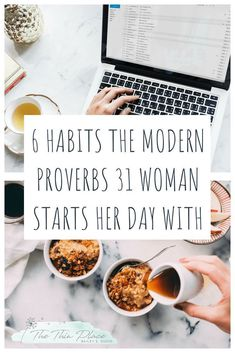 6 Habits to Start Your Morning Routine Like the Proverbs 31 Woman I am a big believer in starting your morning with intentionality. So here are 6 ways to start your morning with Proverbs 31 intentionality. Christian Marriage, Christian Parenting, Christian Women, Christian Living, Christian Faith, Proverbs 31 Woman, Christian Encouragement, Christian Inspiration, Biblical Inspiration