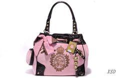 $44 for Juicy Fashion Handbag. Buy Now!  http://hellodealpretty.com/Juicy-Handbag-003-productview-147878.html #Juicy #Fashion #Handbag
