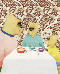 Anthony Browne Illustration