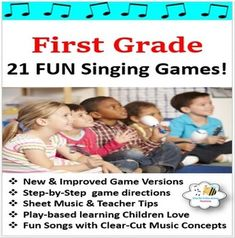 Elementary Music Games Grade Singing Games} by Stucki Education Station Singing Games, Music Games, Music Lesson Plans, Music Lessons, Play Based Learning, Fun Learning, Secret Power, Music Worksheets, Fun Songs