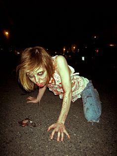 Lauren Zombie Photoshoot 3 by NickLangleyInnovate.deviantart.com on @deviantART