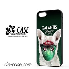 Galantis Runaway U & I DEAL-4510 Apple Phonecase Cover For Iphone 5 / Iphone 5S