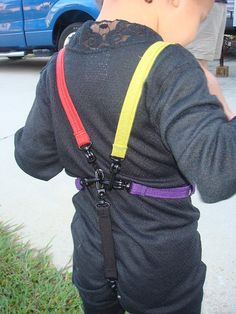 Harness for Autistic, special needs children to adults
