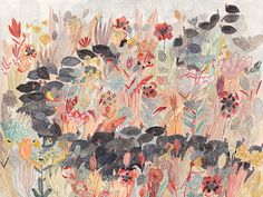 Spring Migration, Michelle Morin.