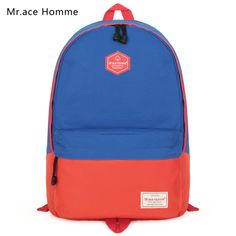 NA-0109 Mr . ace 2014 Fashion canvas school bags men luggage & travel tourism bagscamping military equipment shoulder bag
