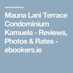 Mauna Lani Terrace Condominium Kamuela - Reviews, Photos & Rates - ebookers.ie