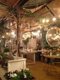 POTTERY BARN POP-UP FLOWER SHOP: How can we do this!? There is no ...