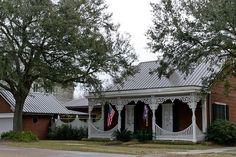 Lessard Street  Donaldsonville, Louisiana