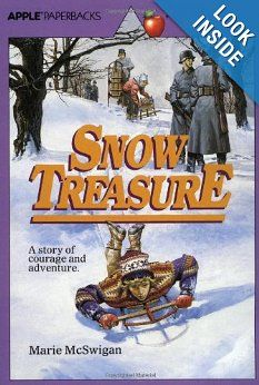Great children's book - Snow Treasure: Marie Mcswigan: 9780590425377: Amazon.com: Books