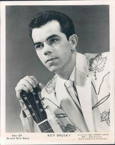 Opry member Roy Drusky