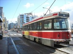 Toronto Transit Commission :)
