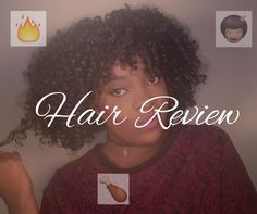 Synthetic hair (Afro)