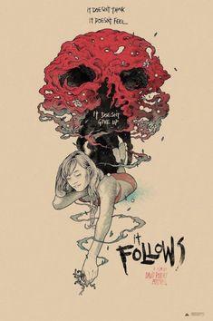 Galería: Posters de It Follow -19 | Aullidos.COM