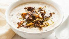 Healthy Cream of Mushroom Soup (Make-Ahead Freezer Meal)