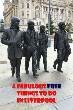 I help you plan and prepare with my weekend guide with things to do in Liverpool, England. I also include 4 Fabullous Free Things to do in Liverpool