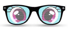 LoudLenses® Originals Retail Cute Eyes