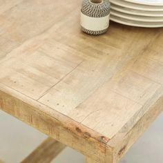 Table de salle à manger en manguier L 180 cm