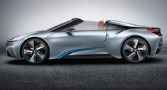 Droptop BMW i8 confirmed