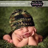 Free Crochet Beanie Pattern - insturctions for all sizes