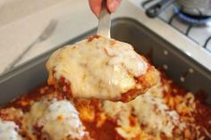 Recipe  Chicken Parmesan (This will be featured in the All You Magazine in October!)