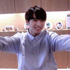 Jungkook loves his Daddies, Namjoon and Jin. Just a fluffy BTS litt… Jimin Jungkook, Taehyung, Seokjin, Namjoon, Hoseok, Jikook, Wattpad, Bts Imagine, Jeon Jeongguk