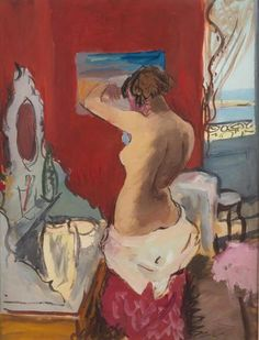 Nature et Peinture Jean LAUNOIS 1898-1942
