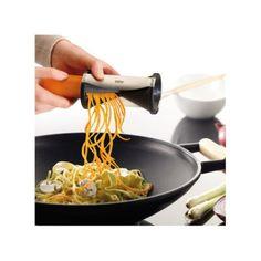 Gefu Spirelli Groente en pasta julienne maker.