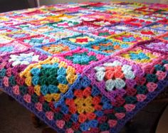 crocheted blankets - Google Search