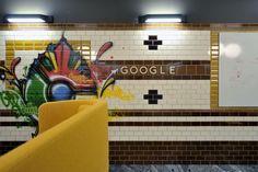 Инженерный хаб Google в Цюрихе, Швейцария