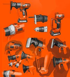 power tools industrial design - Google Search