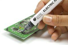 Electric Paint Conductive Pen 10mL