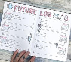 5 Tips for Starting a Bullet Journal in 2020 ⋆ The Petite Planner Bullet Journal Future Log<br> Are you a beginner starting a bullet journal in Here are 5 must-know tips to help you get started. Inlcuding supplies and notebook recommendations. Future Log Bullet Journal, Bullet Journal For Beginners, Self Care Bullet Journal, Bullet Journal 2020, Bullet Journal Notebook, Bullet Journal Inspo, Bullet Journal Spread, Bullet Journal Layout, Journal Pages