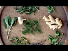 How to Cook With Basic Herbs| P. Allen Smith Cooking Classics