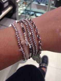 Fasion silver bracelet