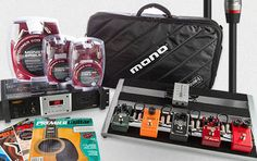 Guitar Center Monster Cable Prolink Bundle Giveaway #guitar #mxr #monster #sweepstakes