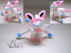 2cm 700 Sylveon by VictorCustomizer on deviantART http://victorcustomizer.deviantart.com/gallery/41601615/Pokemon-Kalos